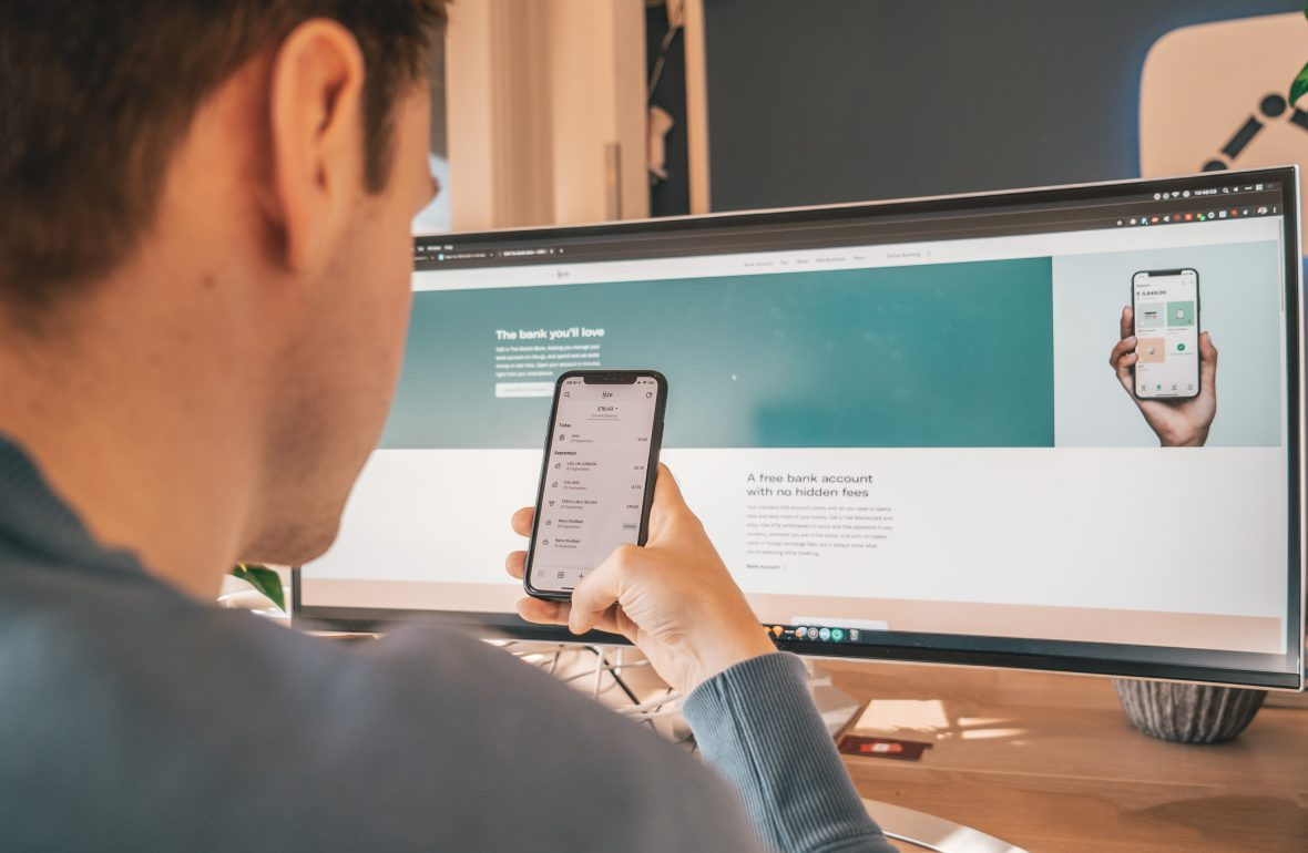 Digitale banken - gratis betaalrekening