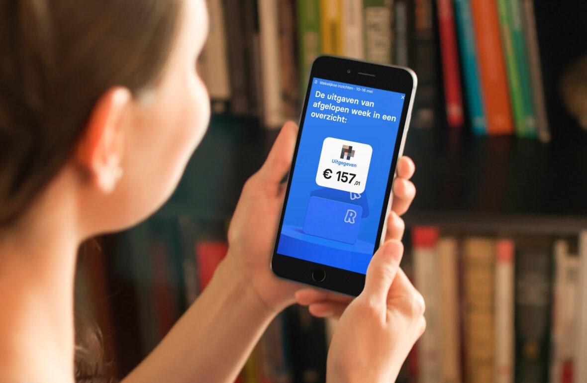 Budgetteren met de slimme app van Revolut